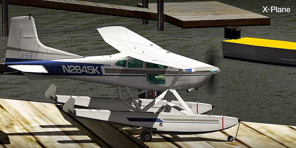 Carenado - C185F Skywagon Bush - Extension Pack (XP)